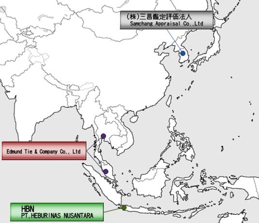 VRG・アジア ネットワーク