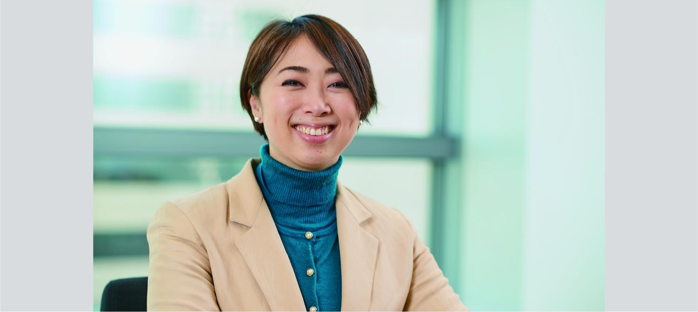 東京本社/コンサルティング部 鑑定1部 加藤 真弓